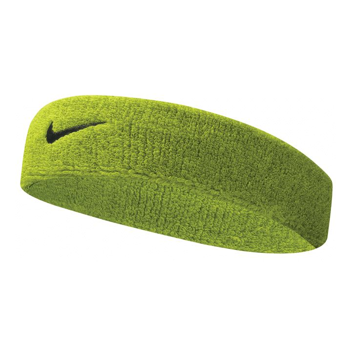 Nike Swoosh Headband - Atomic Green/Black SP-Accessories Jordan