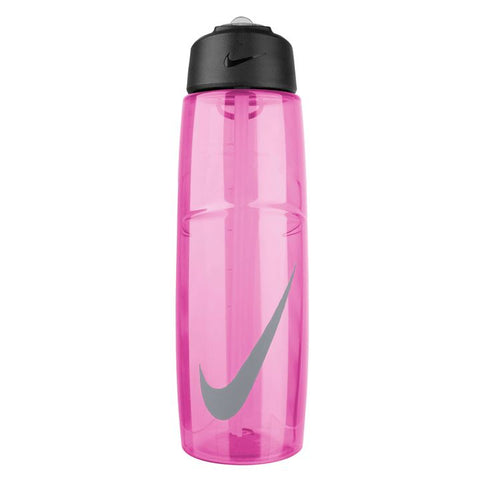 Nike T1 Flow Water Bottle 946ml - Ion Pink/Wolf Grey SP-Accessories-DrinkBottles Nike