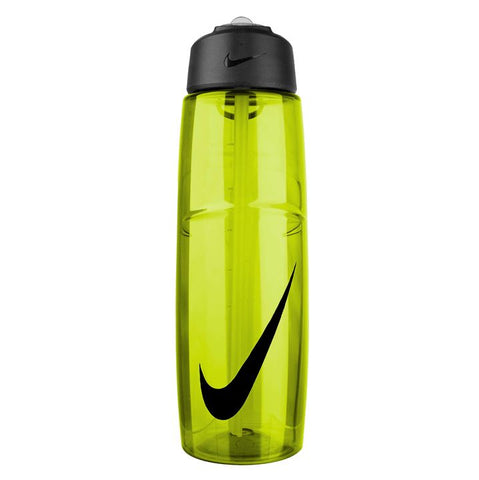 Nike T1 Flow Water Bottle 946ml - Volt/Black SP-Accessories-DrinkBottles Nike