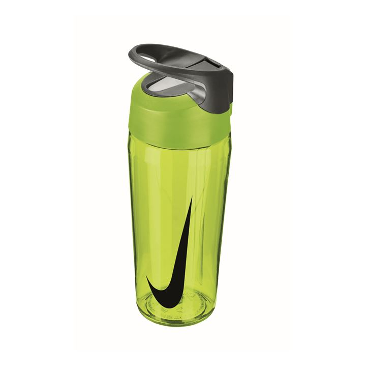 Nike Hypercharge Straw Bottle (473ml) - Volt/Cool Grey/Black SP-Accessories-DrinkBottles Nike