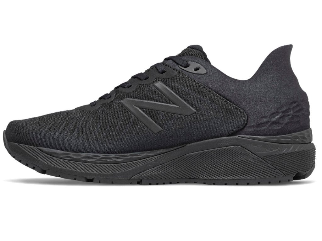 New Balance Womens Fresh Foam 860v11 - Black on Black SP-Footwear-Womens New Balance