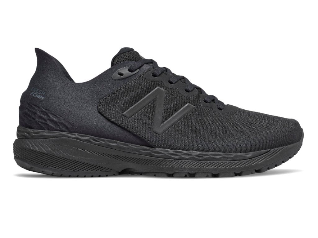 New Balance Womens Fresh Foam 860v11 - Black on Black