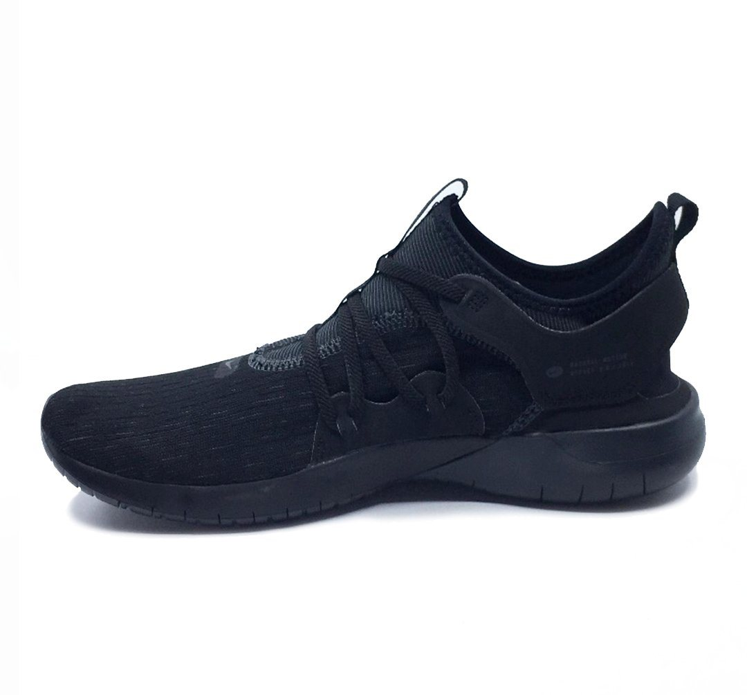 Nike Mens Flex Contact 3 Sneaker - Black/Black-Anthracite SP-Footwear-Mens Nike