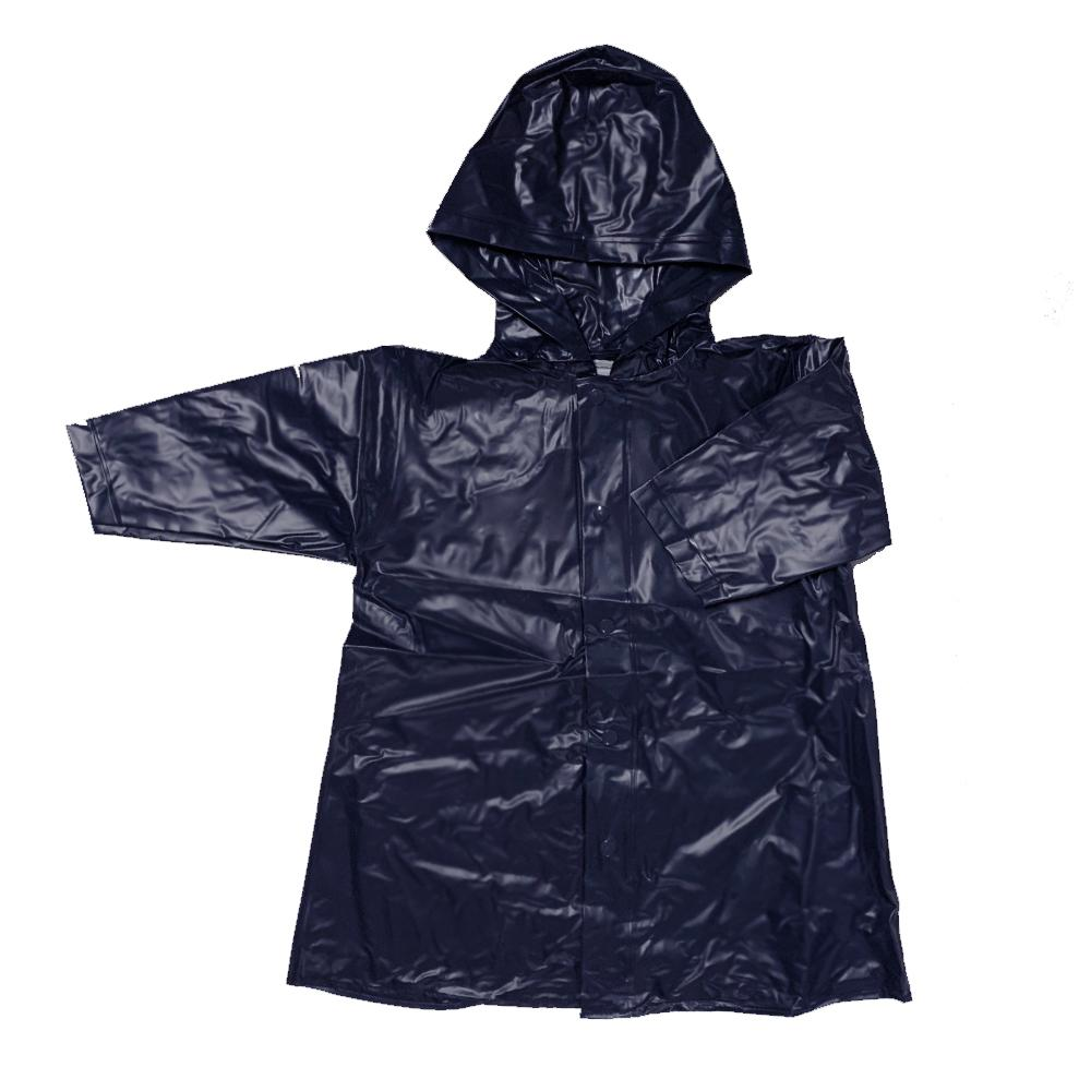 Ouch Raincoat - Navy Outerwear Children's Ouch