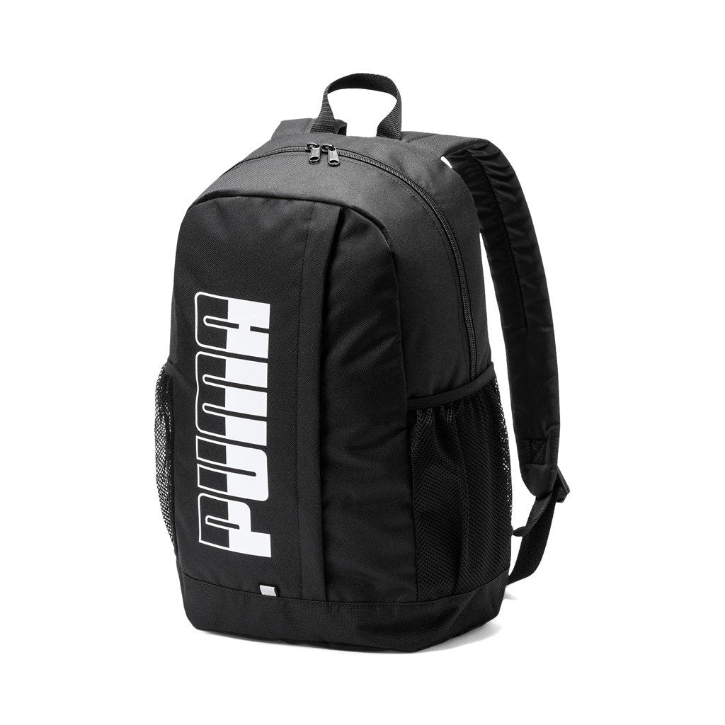 Puma Plus Backpack II - Puma Black SP-Accessories-Bags Puma
