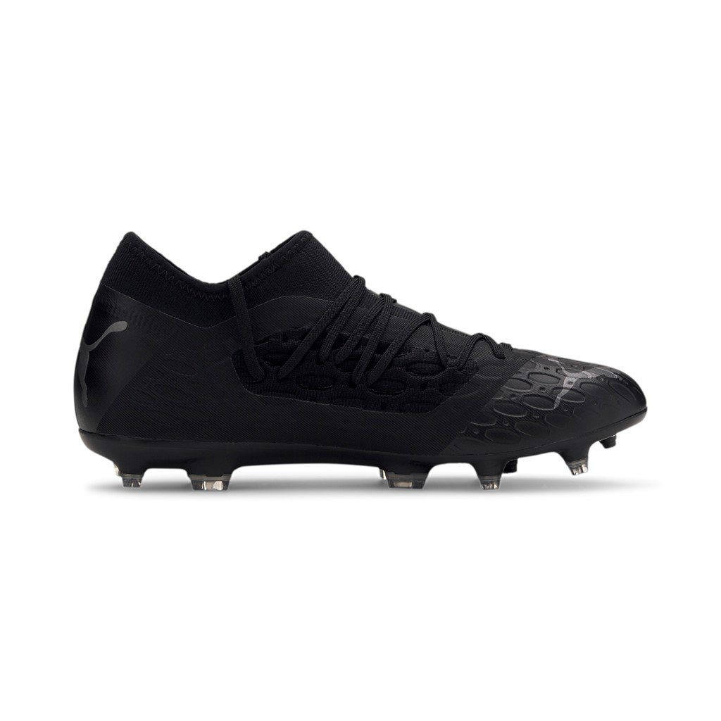 FUTURE 5.3 NETFIT FG AG Puma Black-Aspha SP-Footwear-Mens Puma