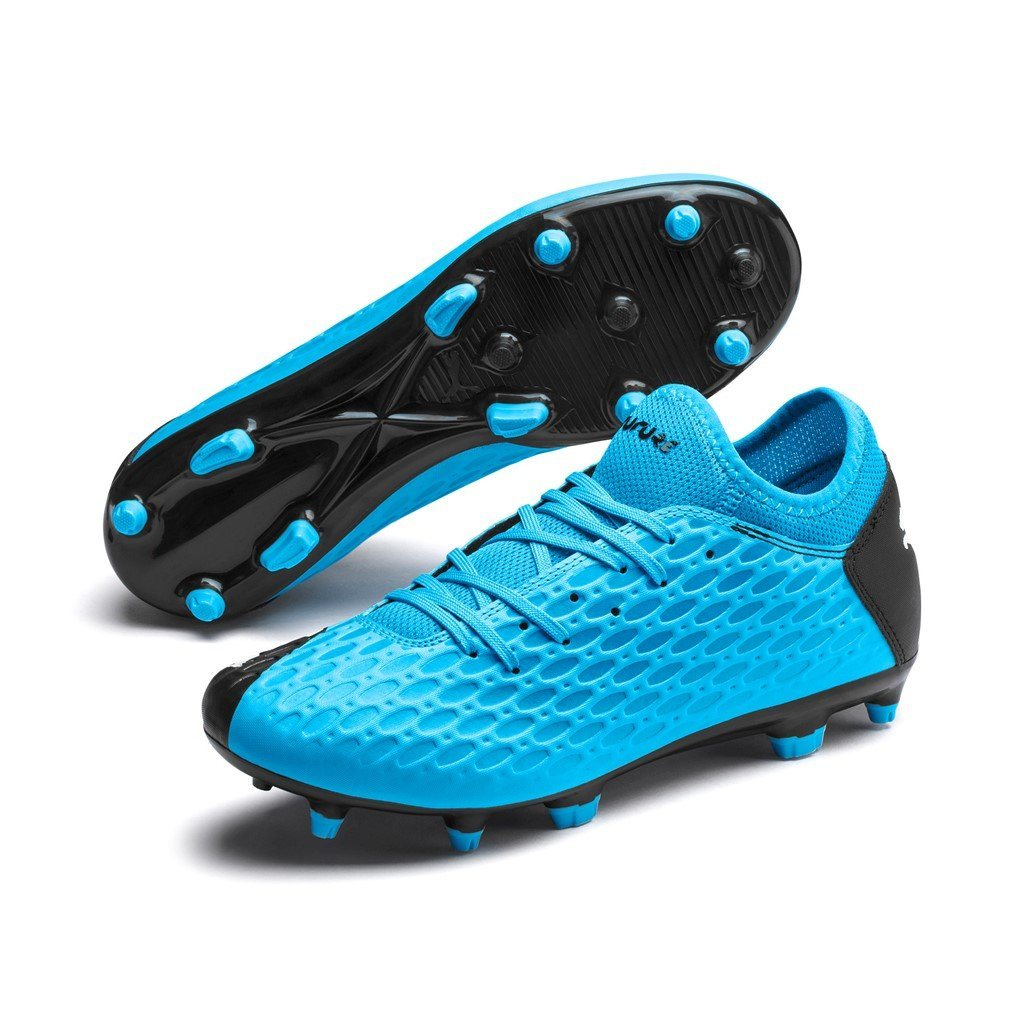Puma Future 5.4 FG AG Luminous Blue-Nrgy Blue SP-Footwear-Football Puma