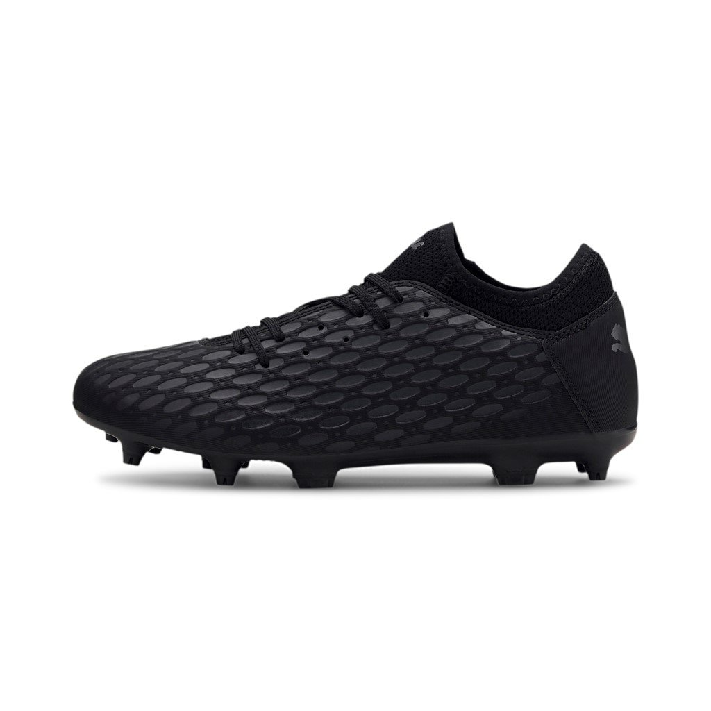 FUTURE 5.4 FG AG Puma Black-Asphalt SP-Footwear-Mens Puma
