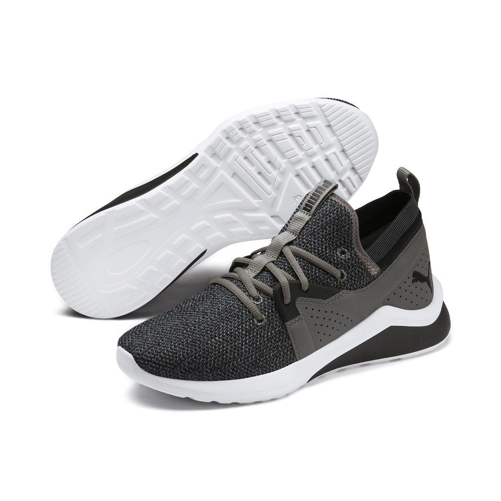 Puma Mens Emergence - CASTLEROCK/Puma Black SP-Footwear-Mens Puma