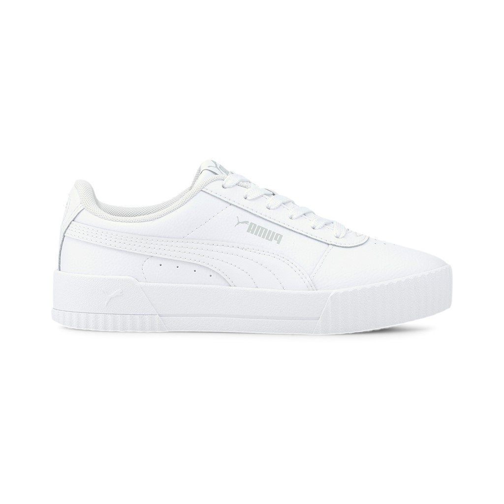 Puma Kids Carina L Jr - Puma Whit SP-Footwear-Kids Puma