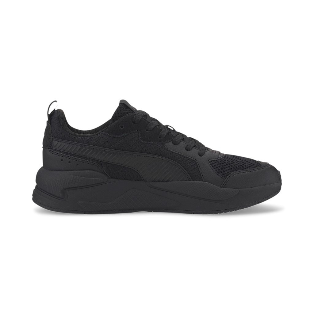 X-Ray Puma Black-Dark Shadow SP-Footwear-Mens Puma