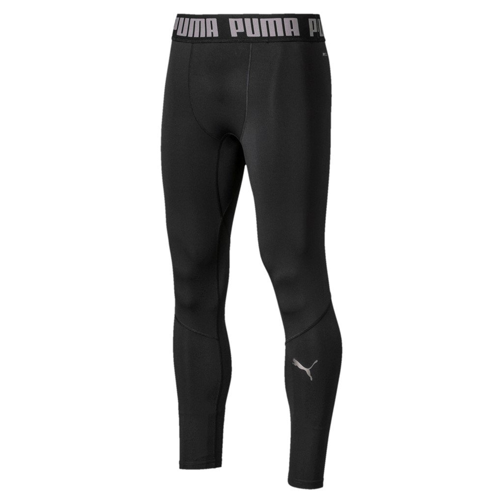 Puma Mens BND Long Tight - Puma Black SP-ApparelTights-Womens Puma