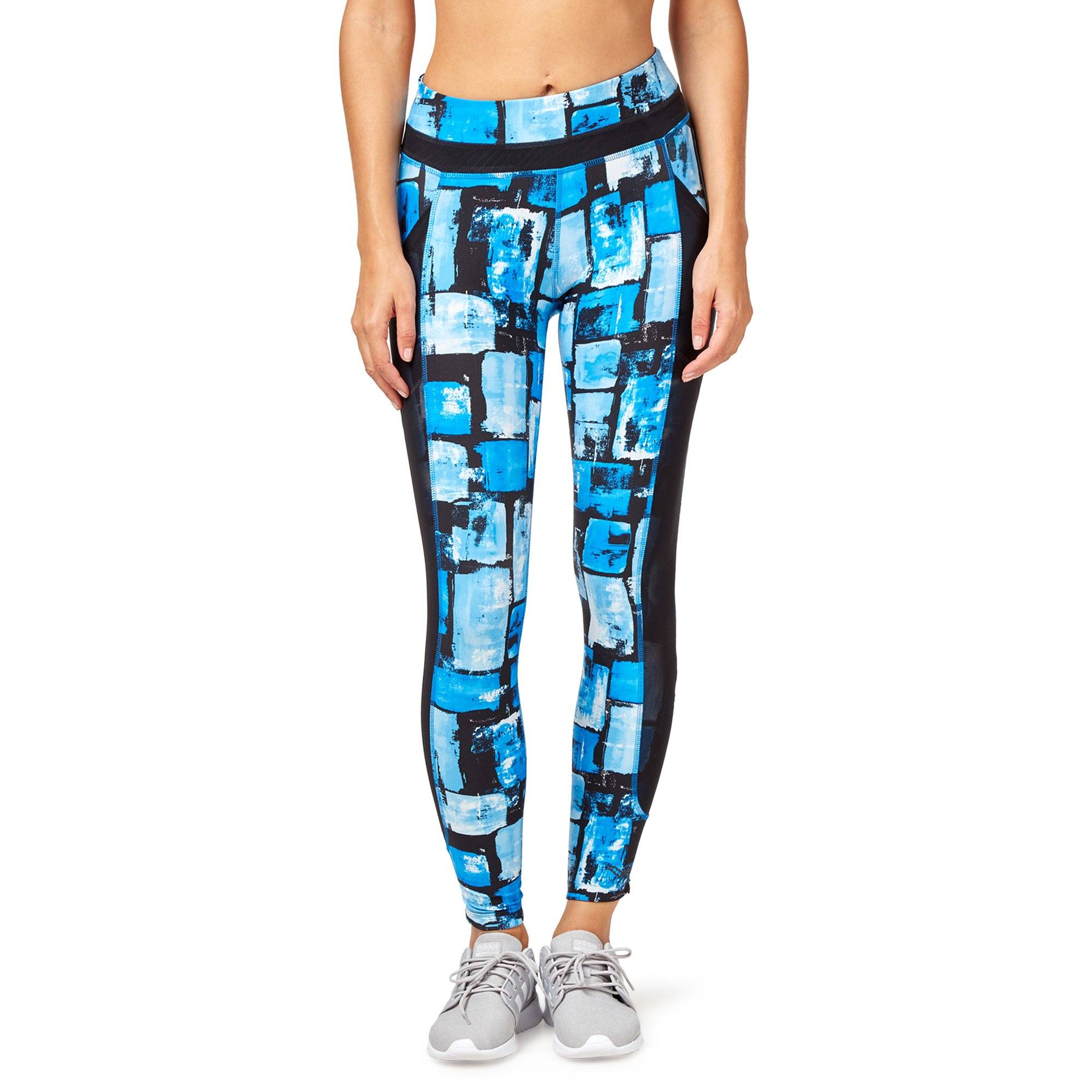 Saucony Bullet Tight - Sapphire Print Apparel Saucony  (2014998364219)