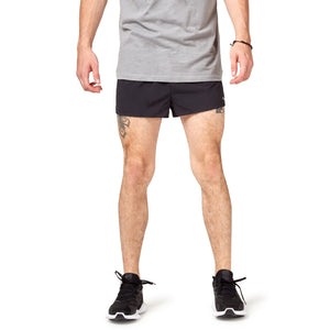 Saucony Endorphin 2 Inch Split Short - Black Apparel Saucony