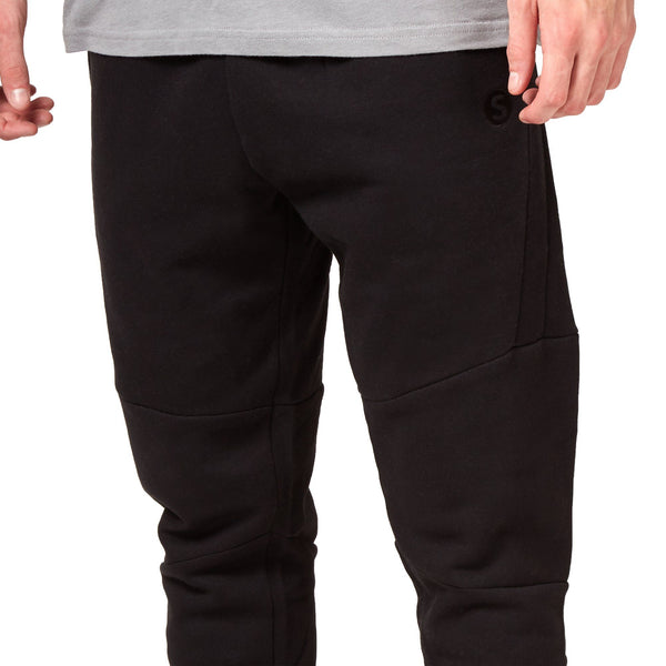 Saucony Tech Fleece Pant 2 - Black Apparel Saucony