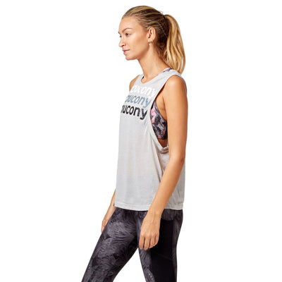 Saucony Triple S Dance Singlet - Grey Apparel Saucony