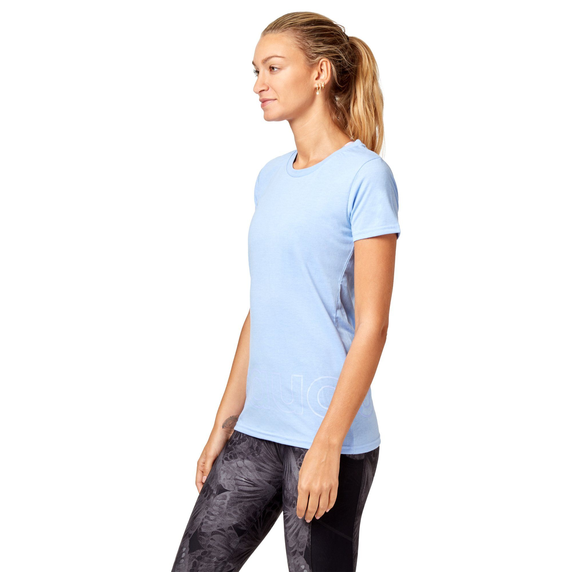Saucony Band Logo Tee - Serenity Apparel Saucony