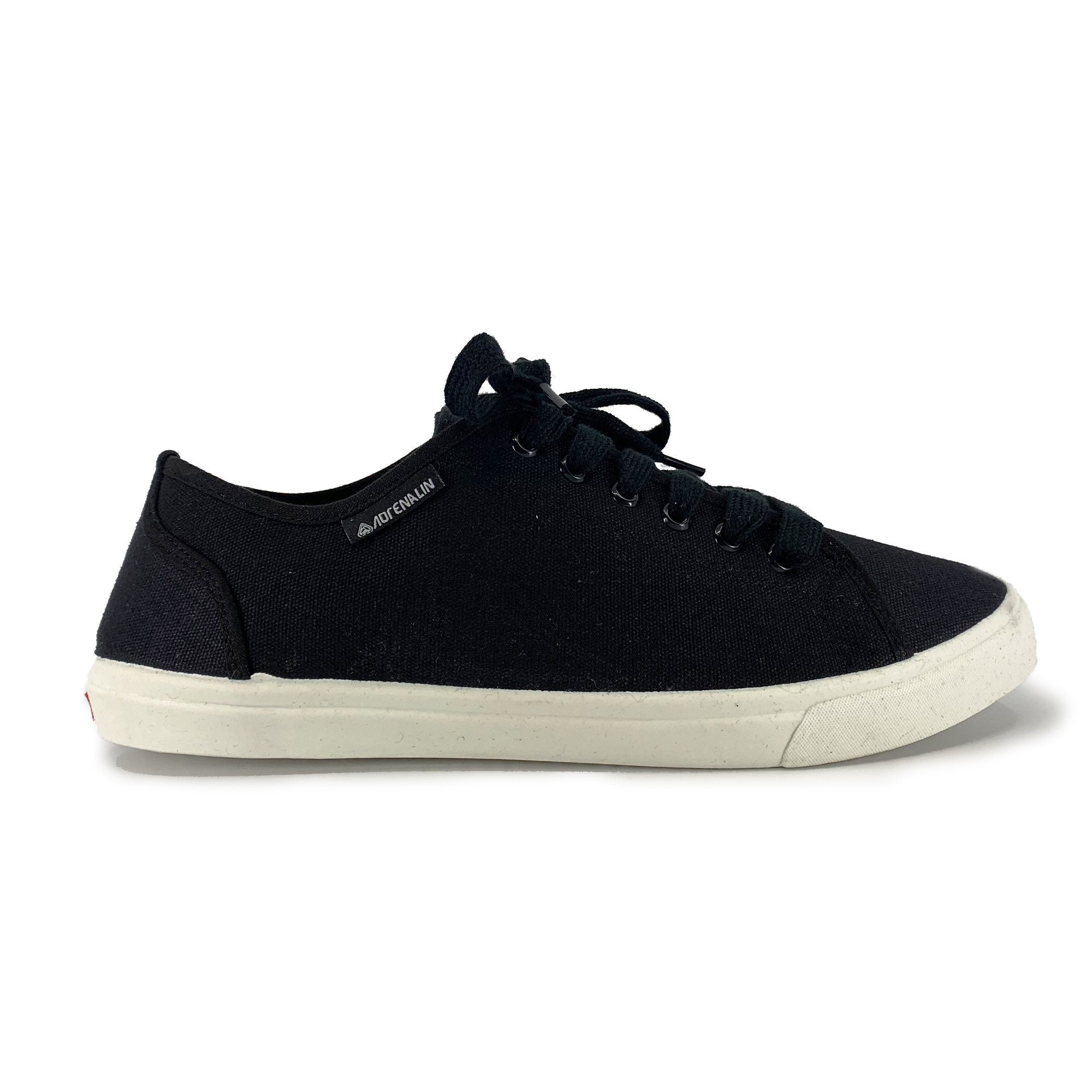 Adrenalin SK8R Canvas Shoe - Black Footwear Adrenalin