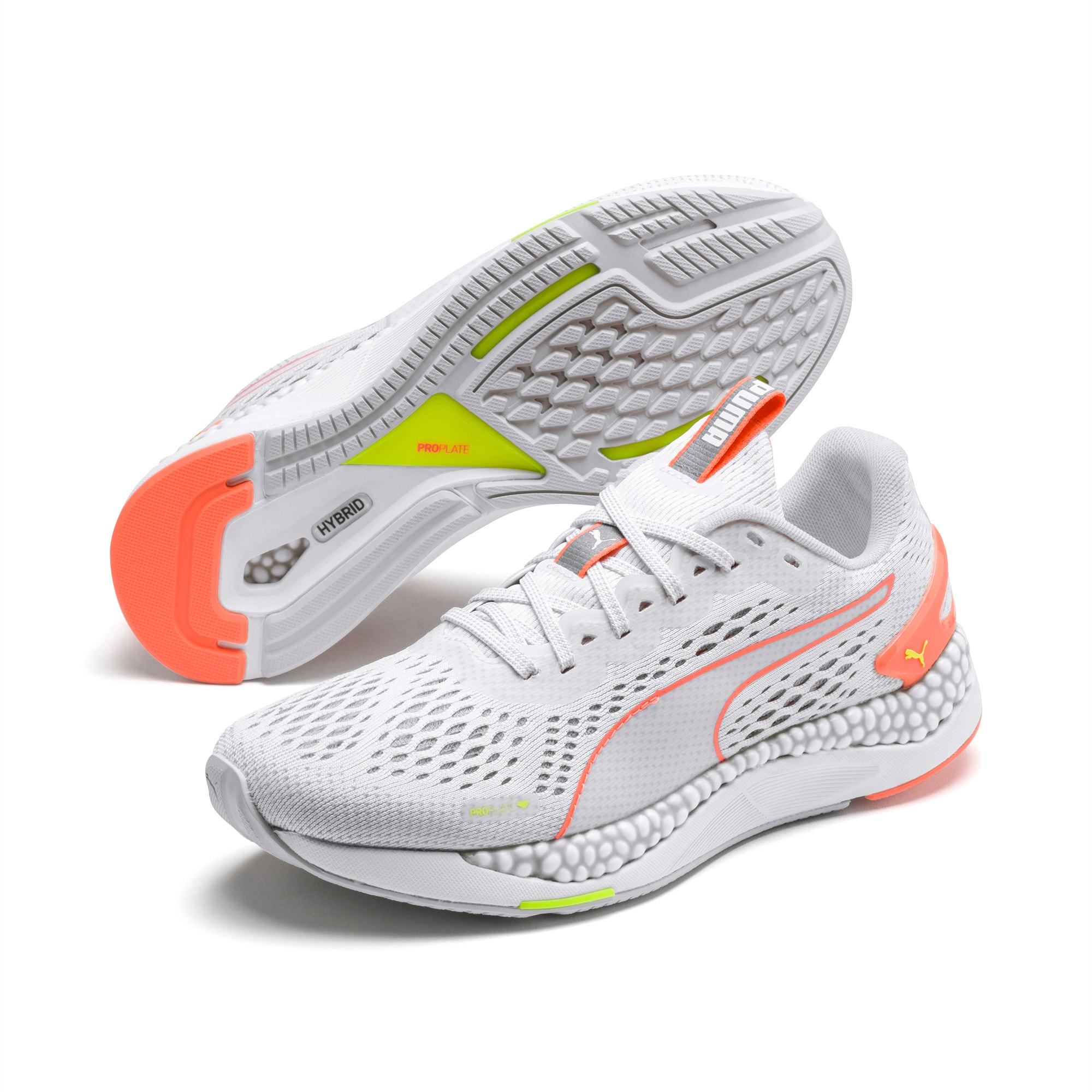 SPEED 600 2 Wn s Puma White-Fizzy Orange SP-Footwear-Womens Puma