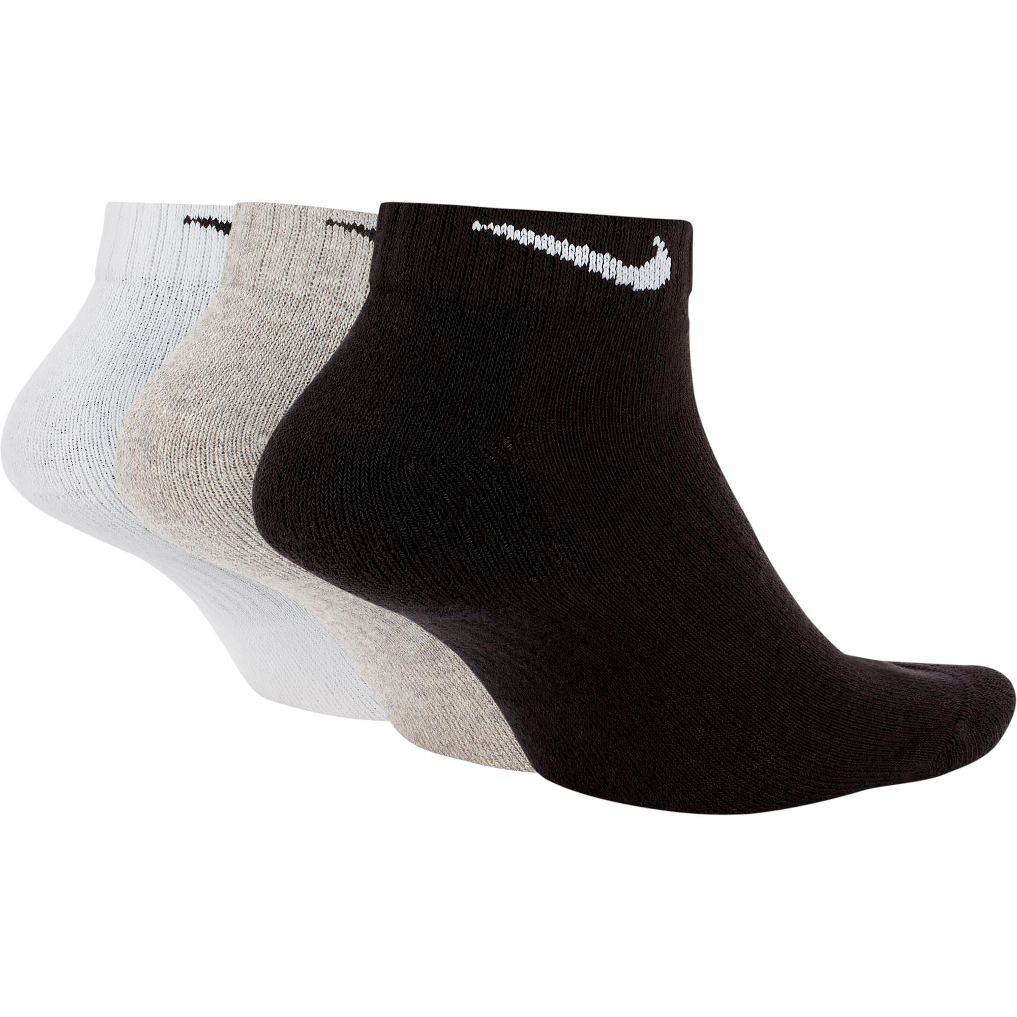 Nike Everyday Cushion Low (3 pack) - Multicolour SP-ApparelSocks-Unisex Nike