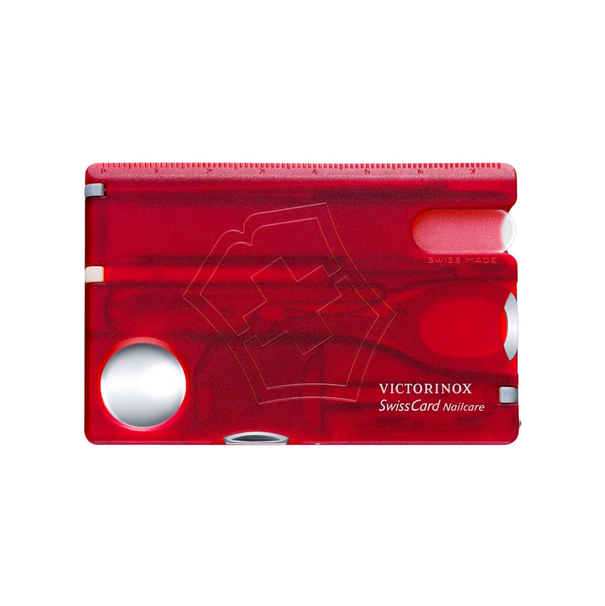 Victorinox Swisscard Nailcare - Red SP-Accessories Victorinox