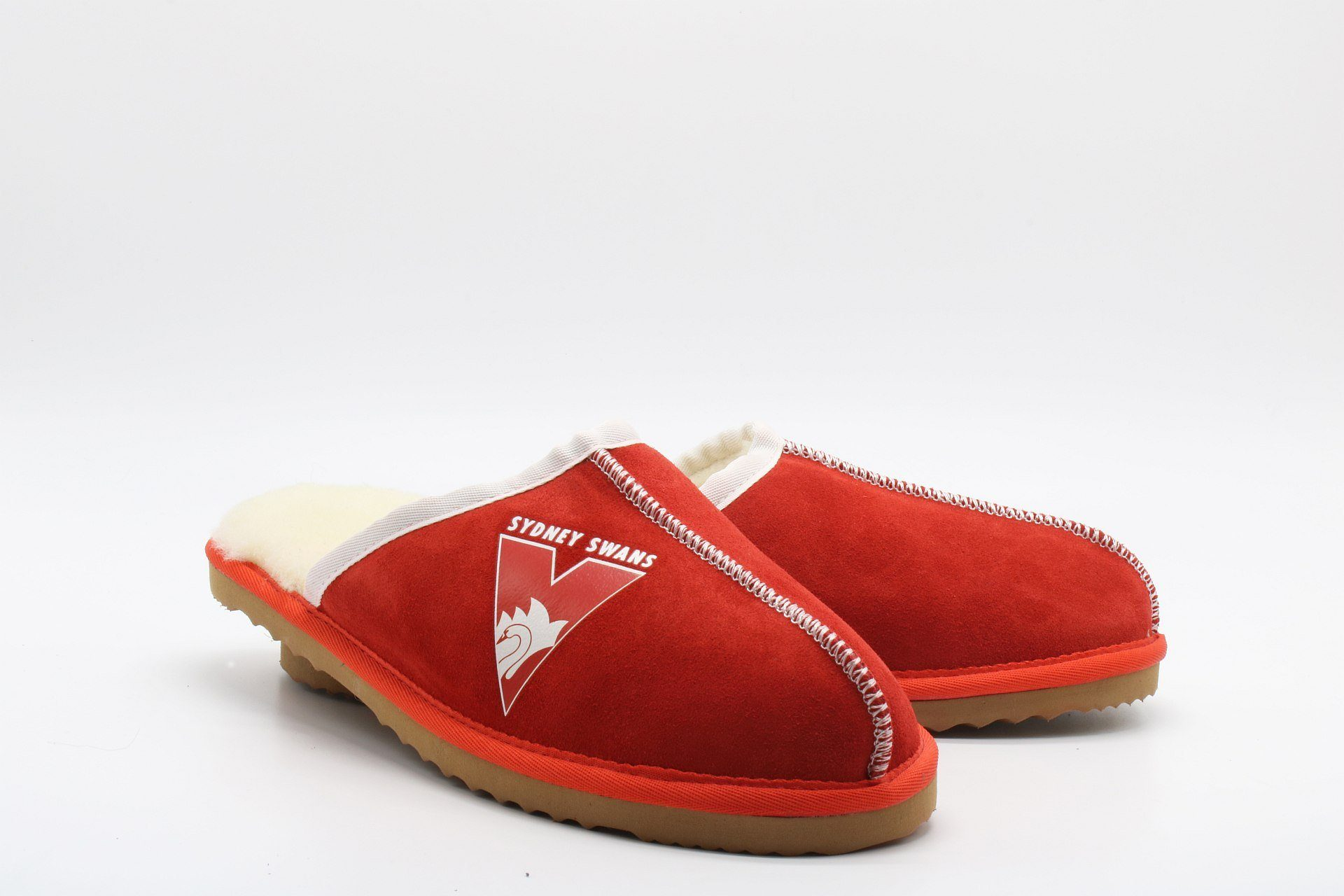 AFL Adults Slippers - Sydney Swans Footwear Team Uggs