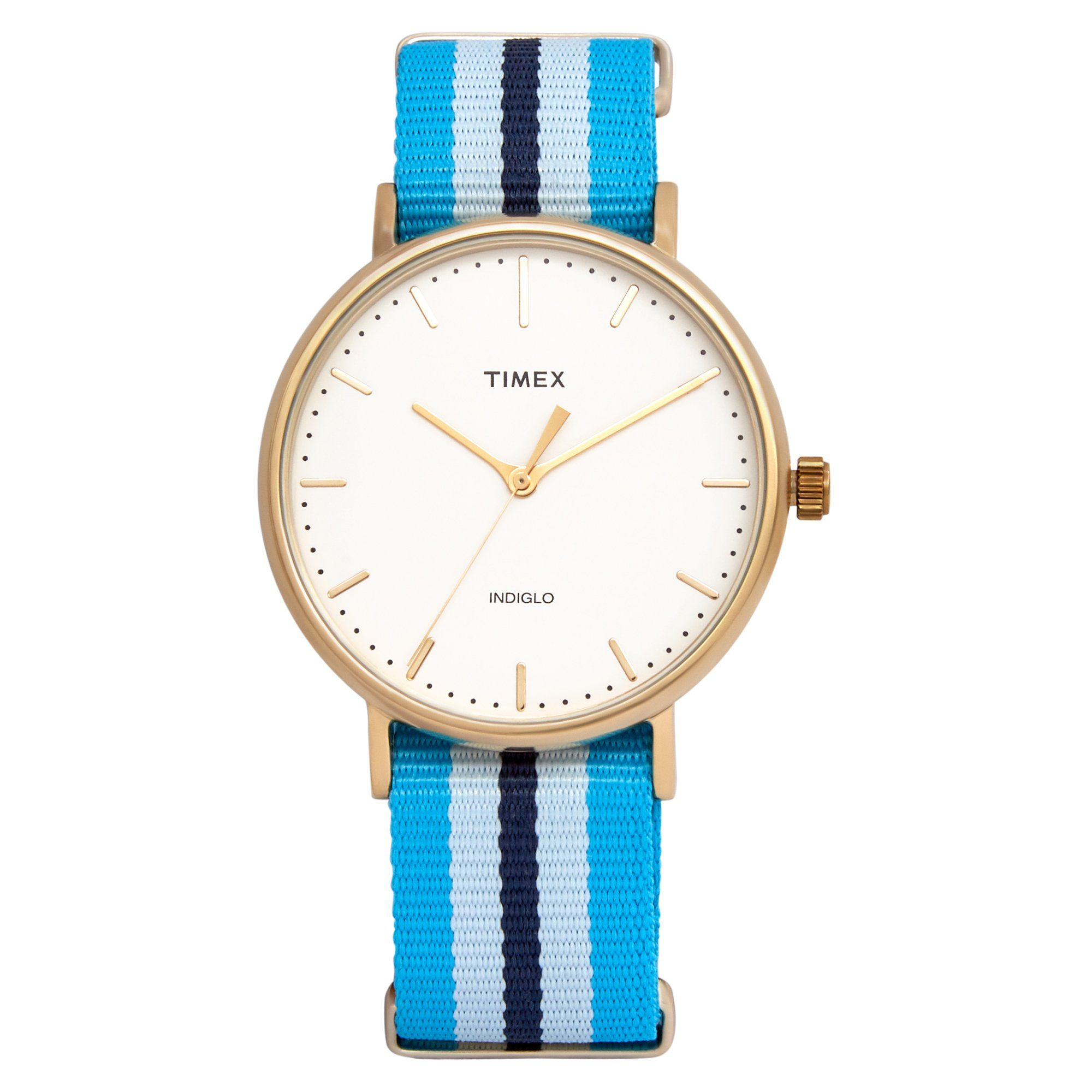 Timex Weekender Fairfield 41mm Powder Blue Watches Isbister & Co Wholesale