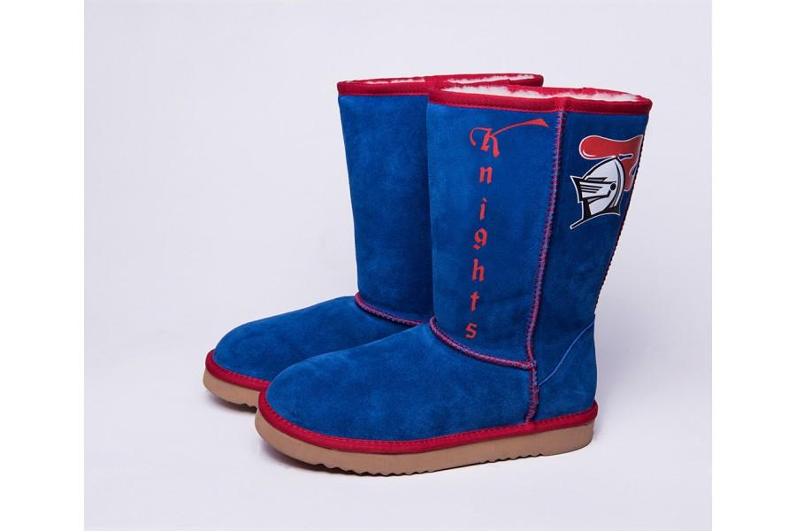NRL Adult Ugg Boots - Newcastle Knights Footwear Team Uggs