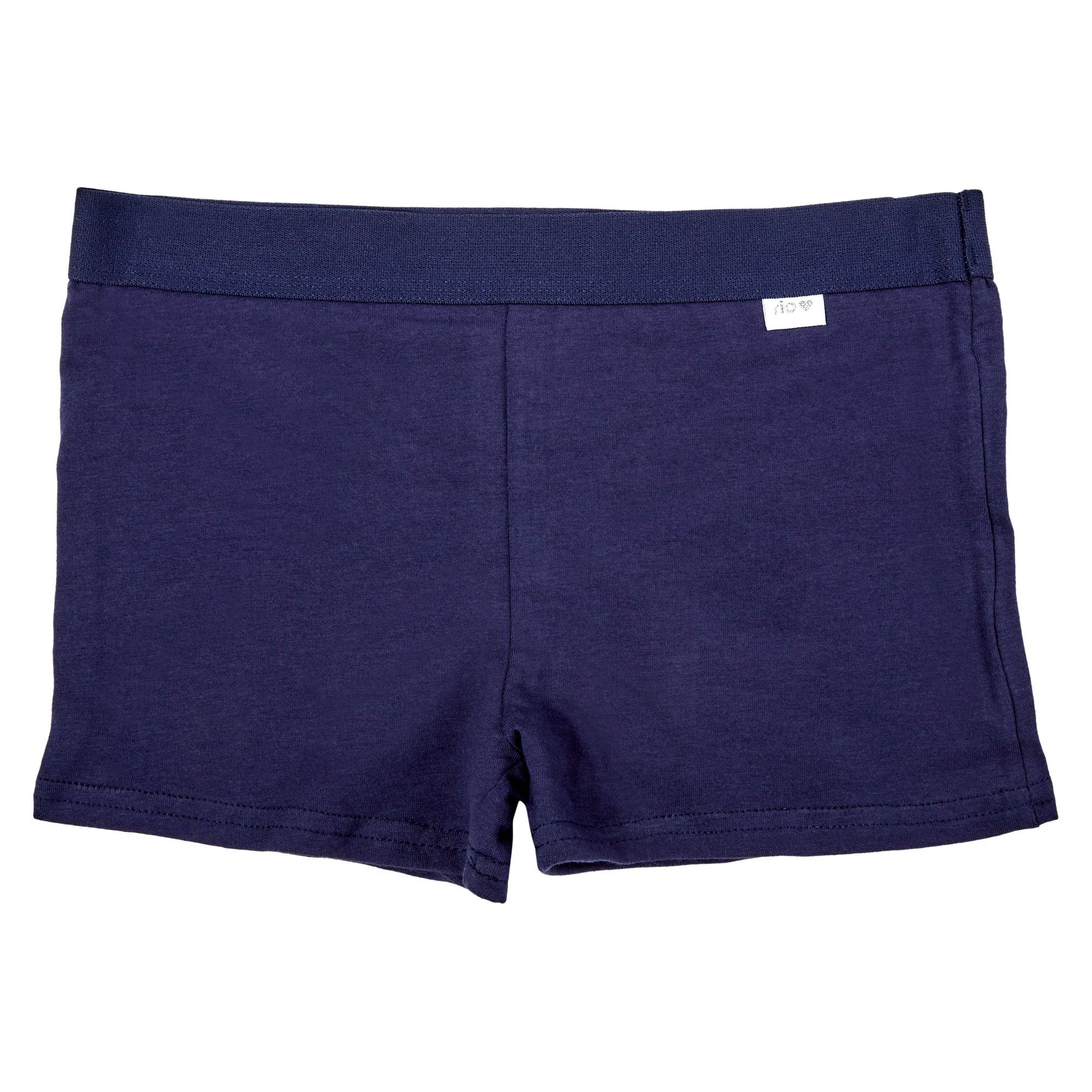 Rio Girl's 2 Pack Netball Knickers Shortie - Navy Apparel Rio  (2019304833083)