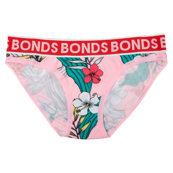 Bonds Children'S Underwear New Era Bikini Ydg - Print 1Ep Children's Underwear Bonds