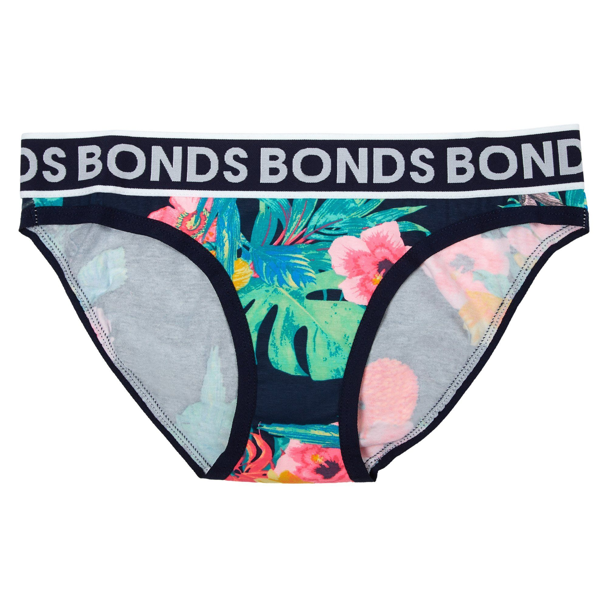 Bonds Children'S Underwear New Era Bikini Ydg - Print 4El Children's Underwear Bonds