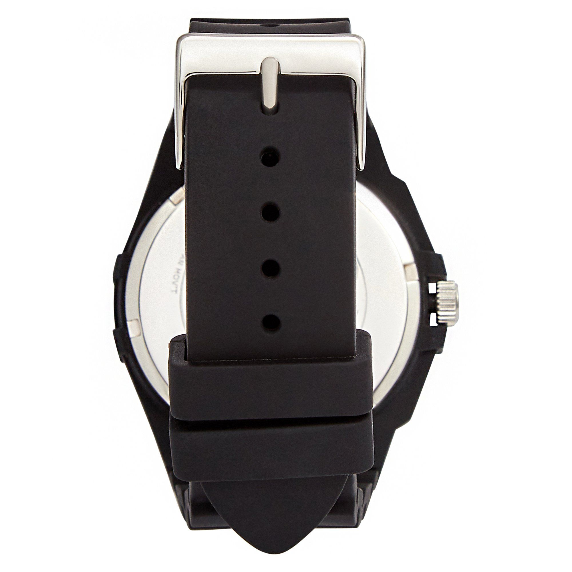 Guess Spinner Blk Blk Silc Watches Isbister & Co Wholesale
