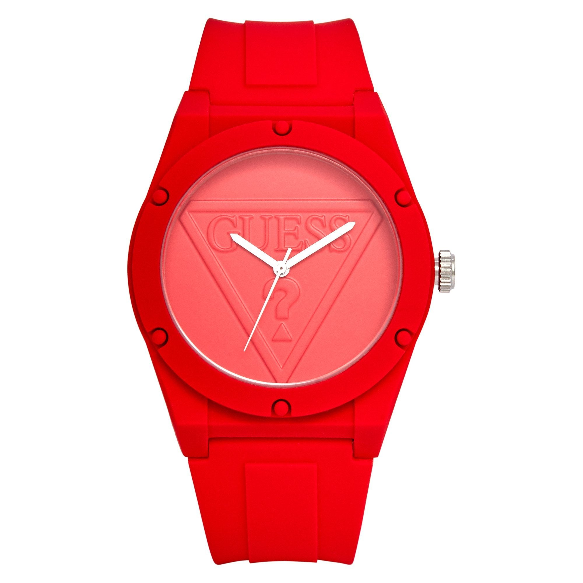 Guess Retro Pop Red Red Silc Watches Isbister & Co Wholesale