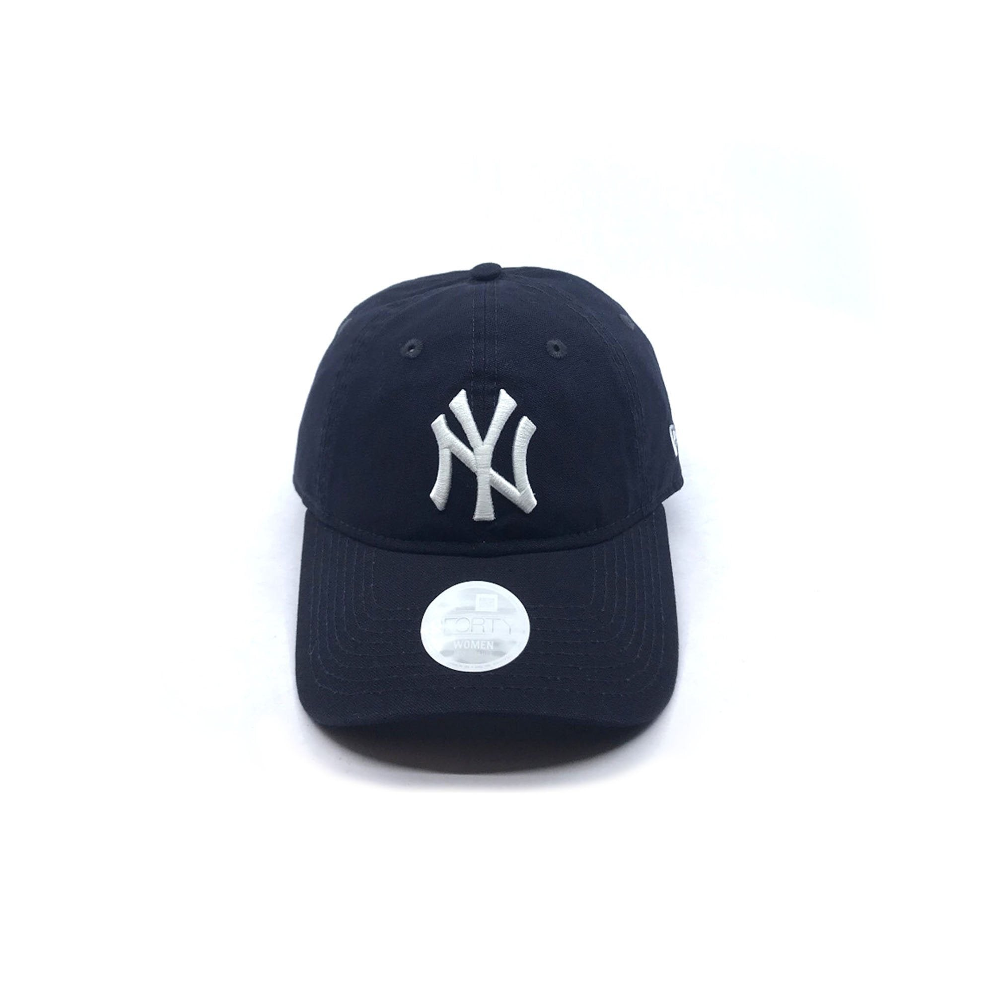 New Era Women's 9FORTY - New York Yankees- Worn Canvas SP-Headwear-Caps New Era
