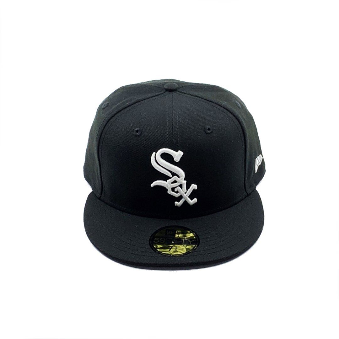 New Era 59Fifty Chicago White Sox - Black SP- Headwear - Caps New Era