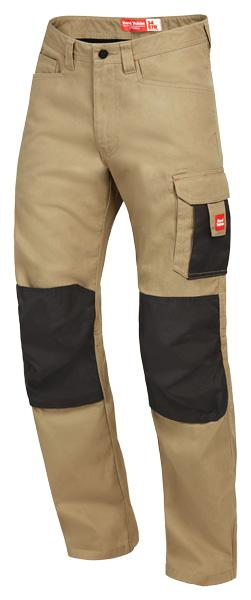 HARD YAKKA LEGENDS PANT - KHAKI CHARCOAL Workwear Hard Yakka