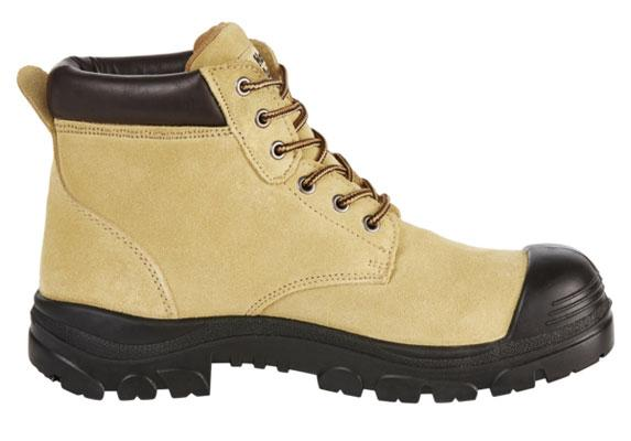 HARD YAKKA GRAVEL SUEDE LACE WORK BOOT Y60085 Workwear Hard Yakka