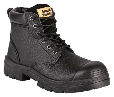 HARD YAKKA GRAVEL EMBOSS LACE WORK BOOT Y60086 Workwear Hard Yakka