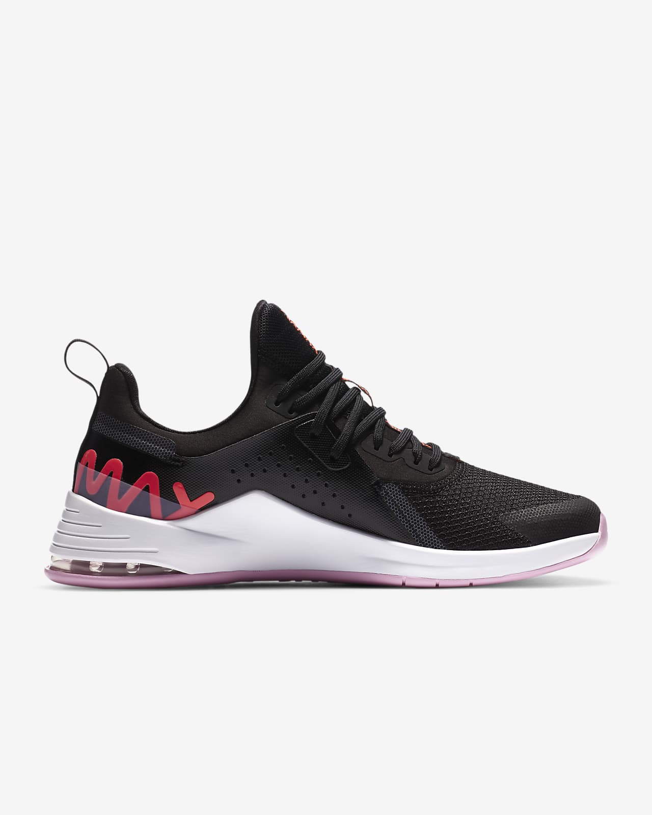 Nike Air Max Bella TR 3 - Black/Flash Crimson-Beyond Pink-White