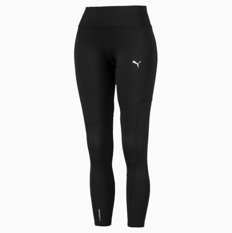 Puma Womens Always on Solid 7/8 Tight - Puma Black SP-ApparelTights-Women Puma
