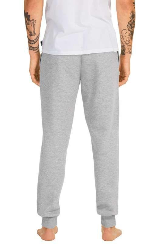 Champion Men's CF C Logo Cuff Pant - Grey