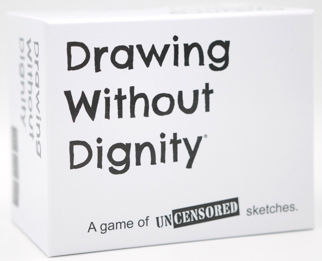 Drawing Without Dignity Base Game Party Games VRDistribution