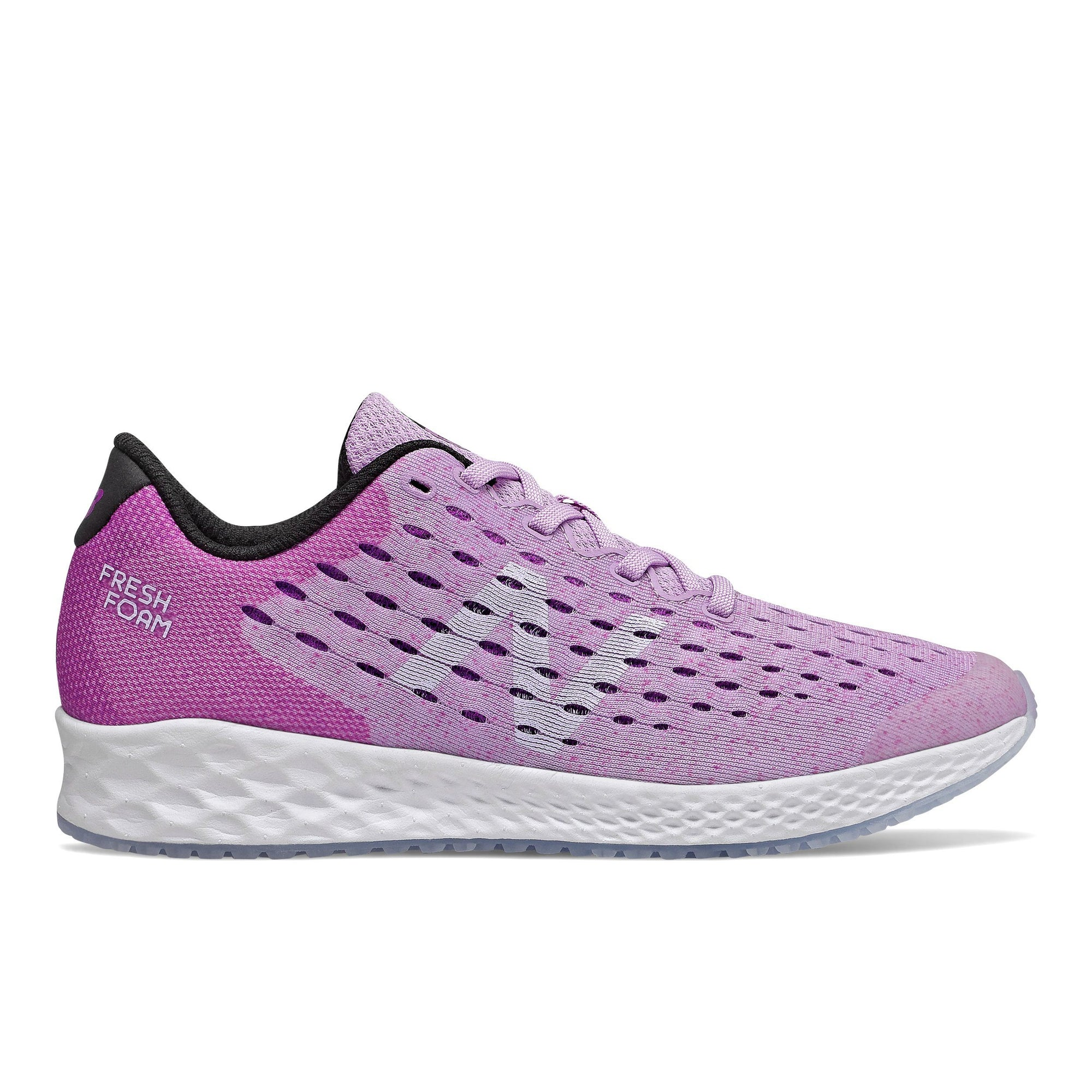 New Balance Kids Fresh Foam Zante Pursuit - Dark Violet SP-Footwear-Kids New Balance
