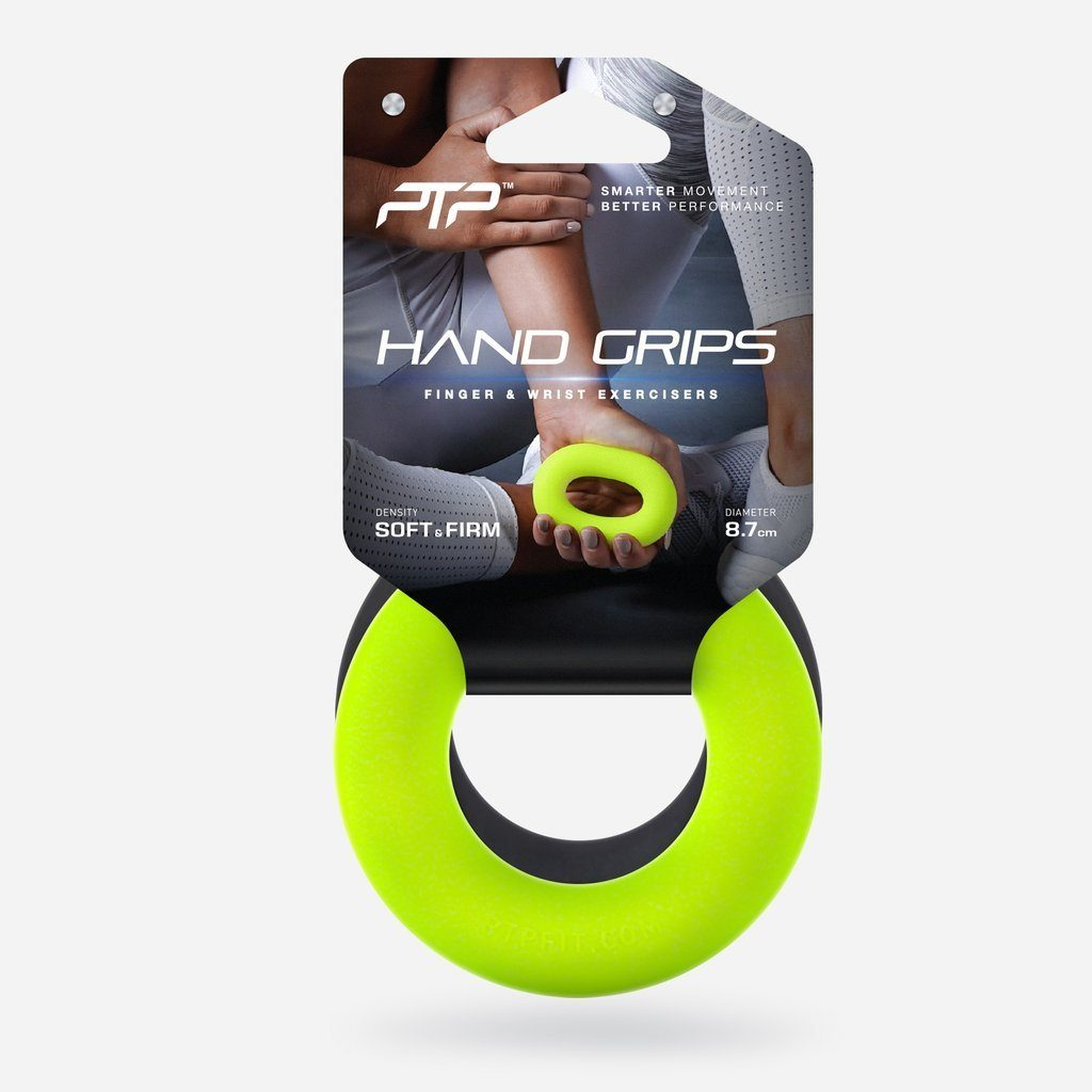 PTP Hand Grip Loops - Hand and Finger Strengthener SP-EquipmentRecovery PTP