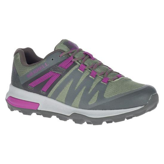 Merrell Women's Zion FST Waterproof - Olive/Mulberry