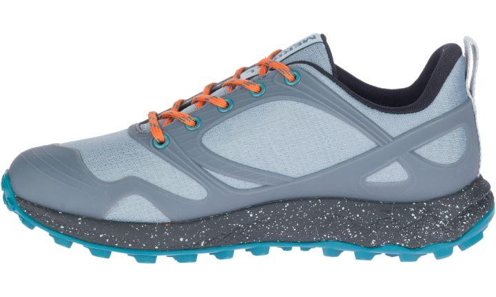 Merrell Women's Altalight Waterproof - Grey/Blue SP-Footwear-Womens Merrell