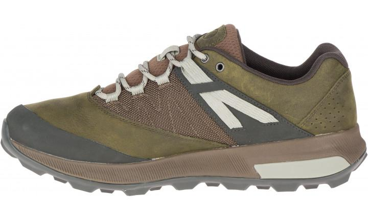 Merrell Men's Zion GTX - Dark Olive SP-Footwear-Mens Merrell
