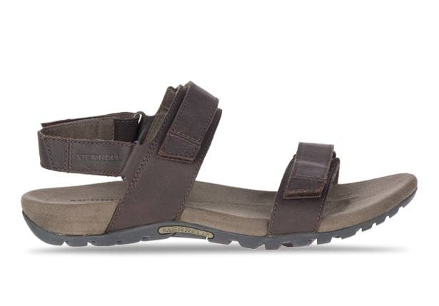 Merrell Men's Sandspur Backstrap Leather - Brown SP-Footwear-Mens Merrell