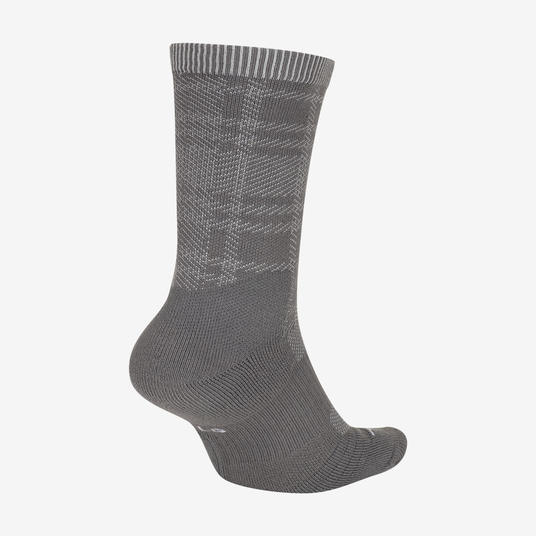 Nike Kyrie Elite Socks - Smoke Grey/Photon Dust/White SP-Footwear-Mens Nike