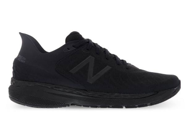 New Balance Mens Fresh Foam 860v11 - Black on Black